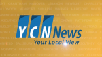 YCN News Open - part of complete on-air graphics package